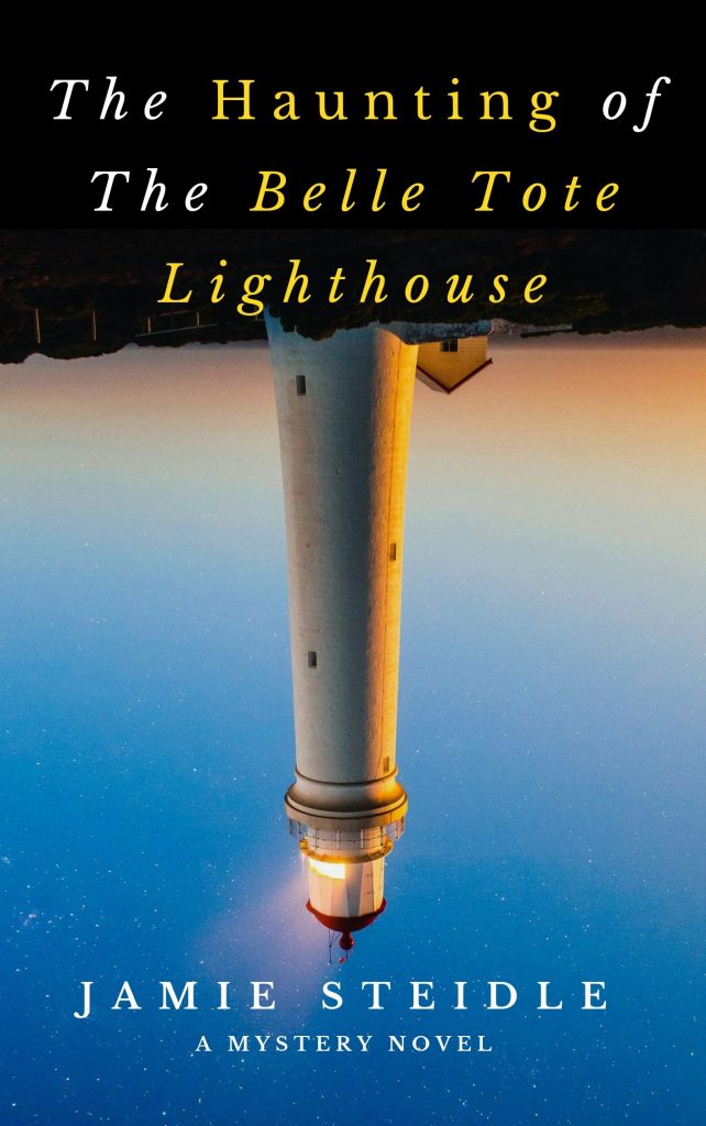 The Haunting of the Belle Lighthouse Cover